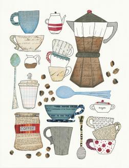 Coffee Chart I