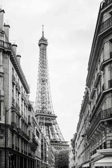 Eiffel Glimpse