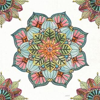 Mandala Morning V