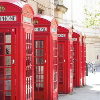 Covent Garden Phone Boxes