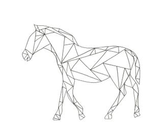 Poly Horse