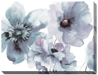 Flowering Blue Hues