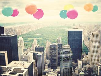 Central Park Balloons