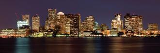 Boston Skyline II