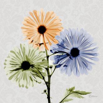MULTI FLOWERS I