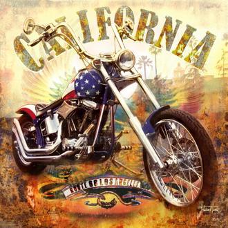Harley California
