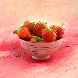 Strawberries II crop