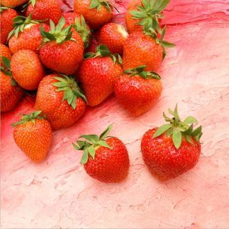 Strawberries III crop