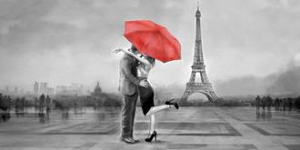 B+W Paris Love