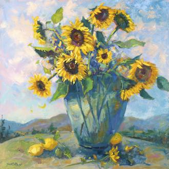 Floral Kaleidoscope III