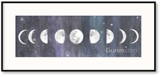 Moon Chart I