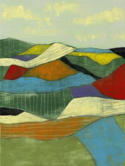 Patchwork Fields I