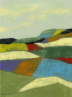 Patchwork Fields II