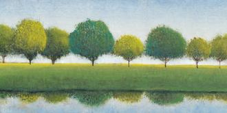 Trees in a Line I