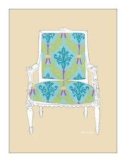 Decorative Chairs III