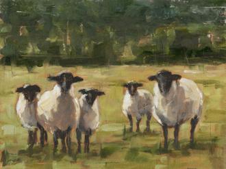 Sheep Family I