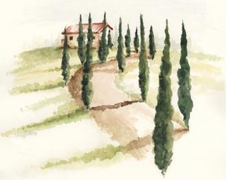 Tuscan Villa III