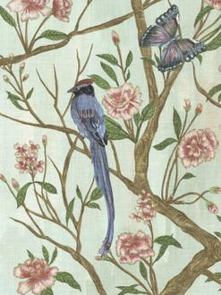 Delicate Chinoiserie I