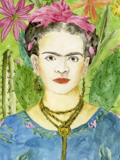 Frida Kahlo II
