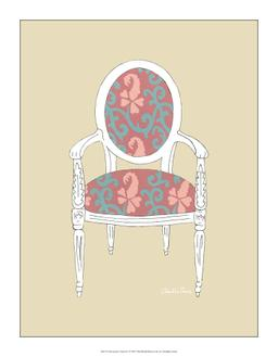 Decorative Chairs IV