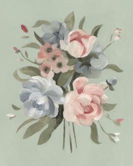 Pastel Bouquet II