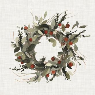 Farmhouse Wreath I