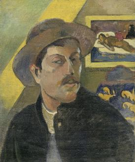 Self Portrait with a Hat