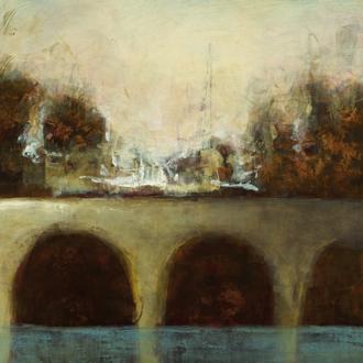 Foggy Bridge II