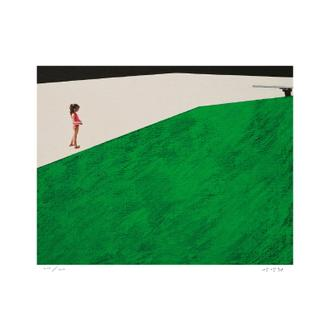 Green Pool (200 Editions)