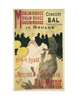 Moulin Rouge/La Goulue