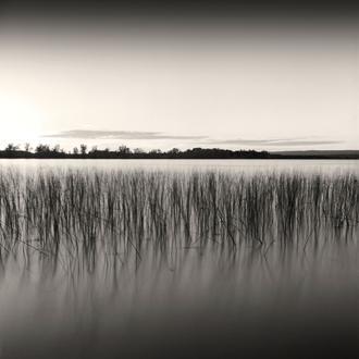 Sunset on Ottawa River, Study #2