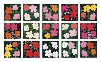 Flowers (various), 1964 - 1970