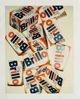 Brillo Boxes, 1979