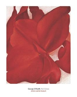 Red Cannas, 1927