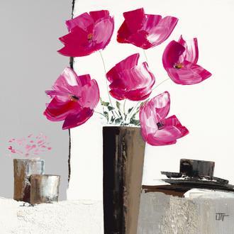 Pivoines roses II