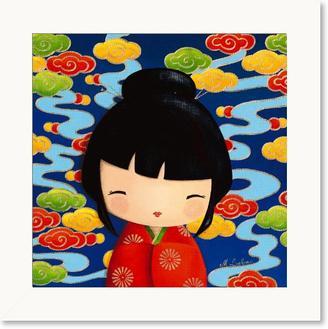 Shizuka, serie washi