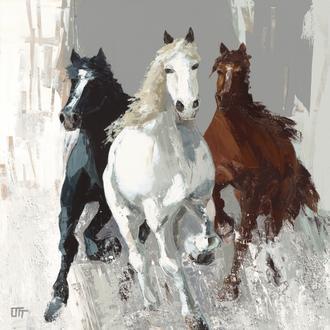 Les chevaux I