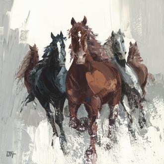 Les chevaux II