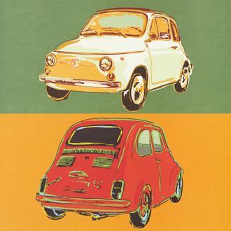 Fiat 500 squared