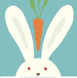 Peek-a-Boo I Rabbit