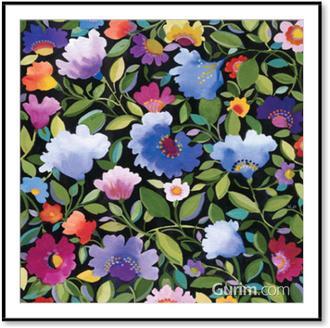 India Garden Textile No. 1