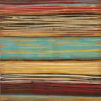 Seaside Stripes II