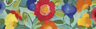 Blue Panel II
