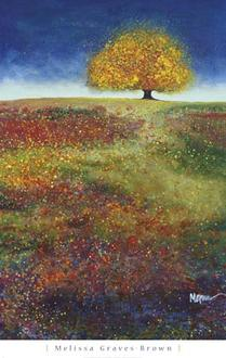 Dreaming Tree in the Field of