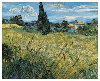 Wheat Field, 1889