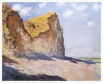 Cliffs Near Pourville