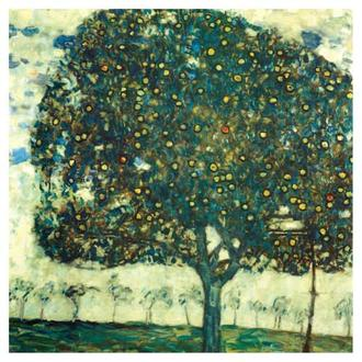 Apfelbaum II (Apple Tree II), around 1916