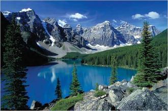 Moraine Lake II - Banff