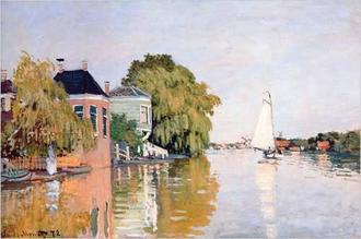 Landscape at Zaandam