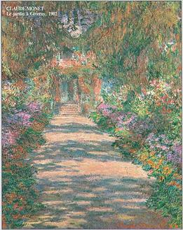 Garden In Giverny